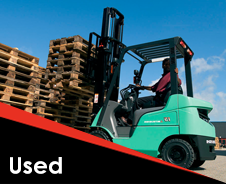 Forklift Used Sales Aberdeen